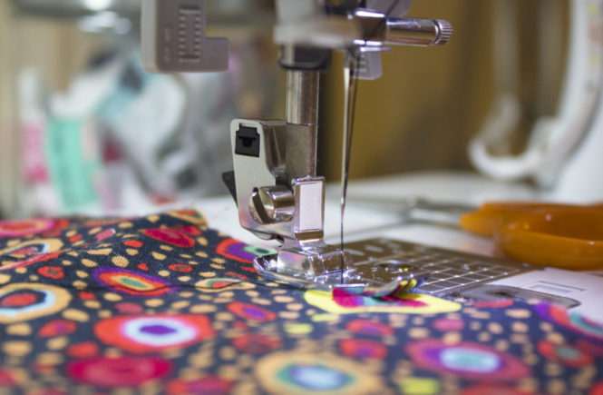 Why do you love sewing?